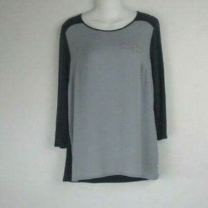 The Limited Gray Blouse